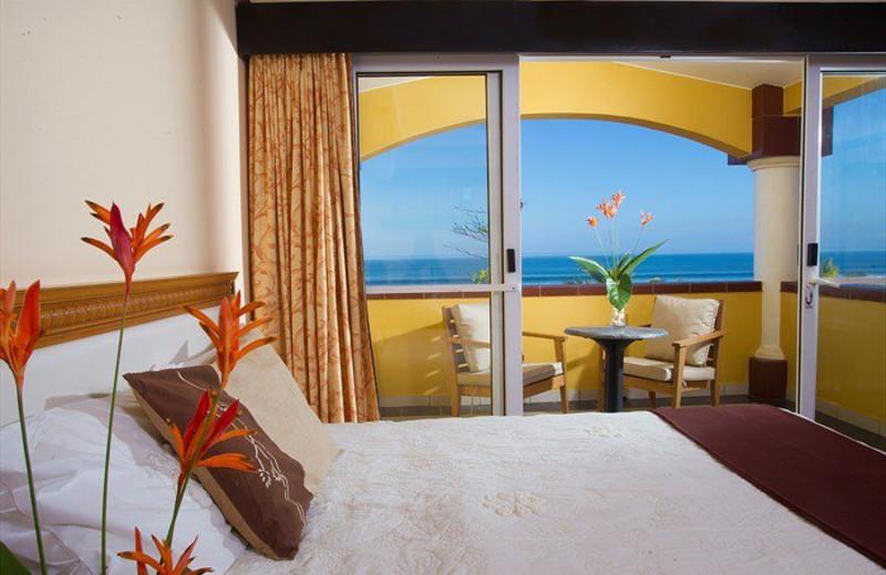 Guest room at Las Olas Resort.