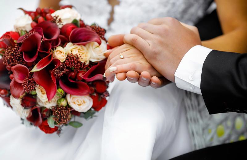 Weddings at The INN at Gig Harbor.