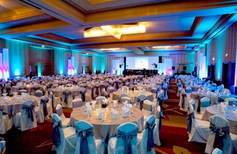Reception at Lansdowne Resort