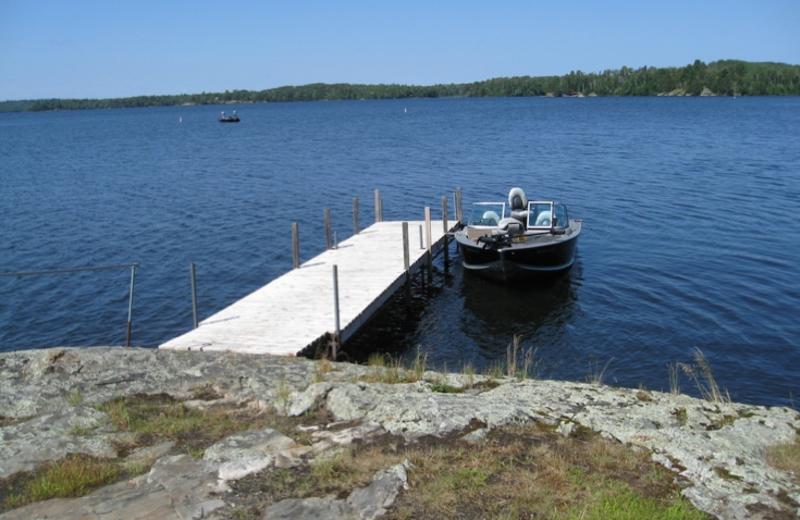 Lake View at  Polley's Resort