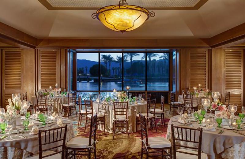 Santa Rosa Ballroom at Marriott Desert Springs Resort