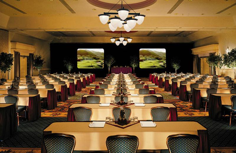 Conference room at Arizona Grand Resort.