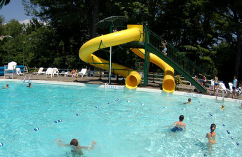Water Slides at Pinegrove Ranch