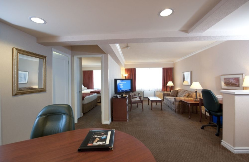 Suite at Capital Hill Hotel and Suites.