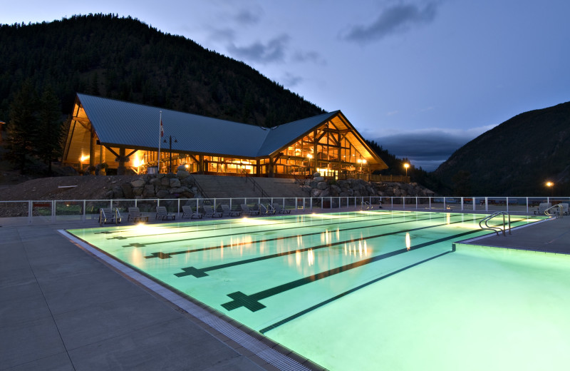Exterior view of RockRidge Canyon Camp & Conference Center