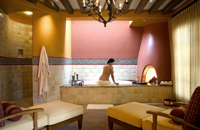 Spa at The Wigwam Resort.