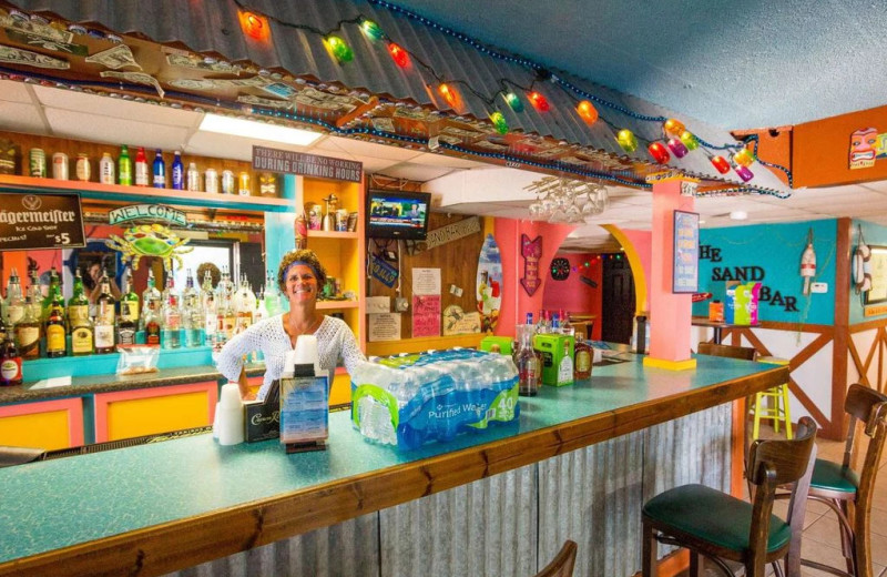 Bar at Royal Garden Resort.
