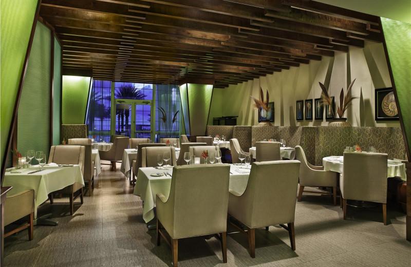 Aura Restaurant at The Westin Dawn Beach Resort.