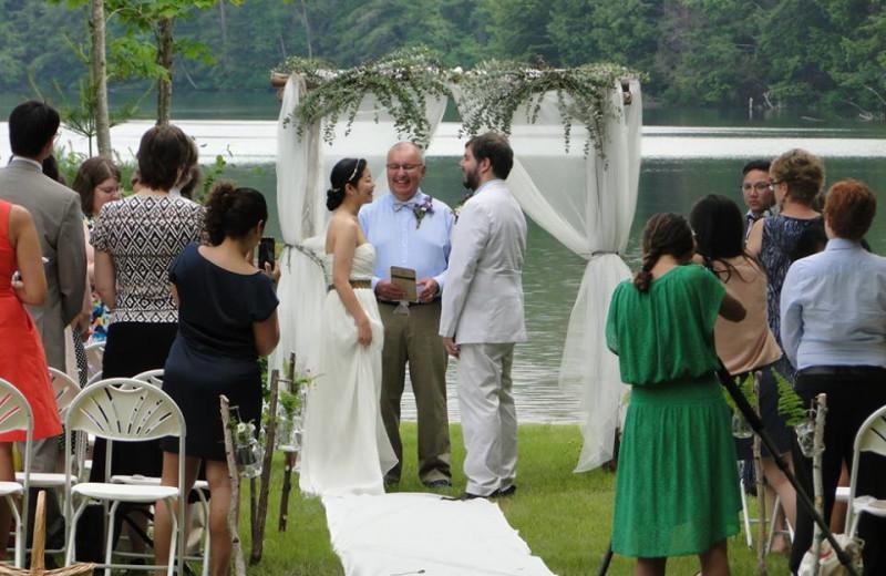 Weddings at Lapland Lake Nordic Vacation Center