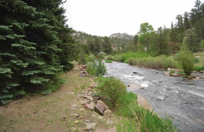 Fishing at Range Property Management.