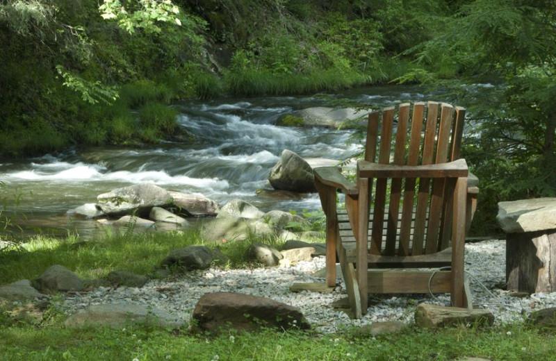 River View at Nantahala River Lodge.