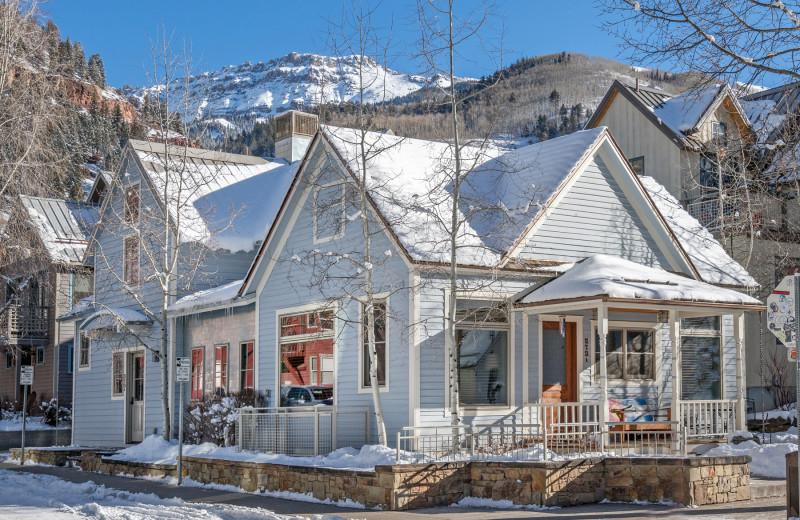 Alpine Lodging Telluride offers an array of luxurious properties in town.