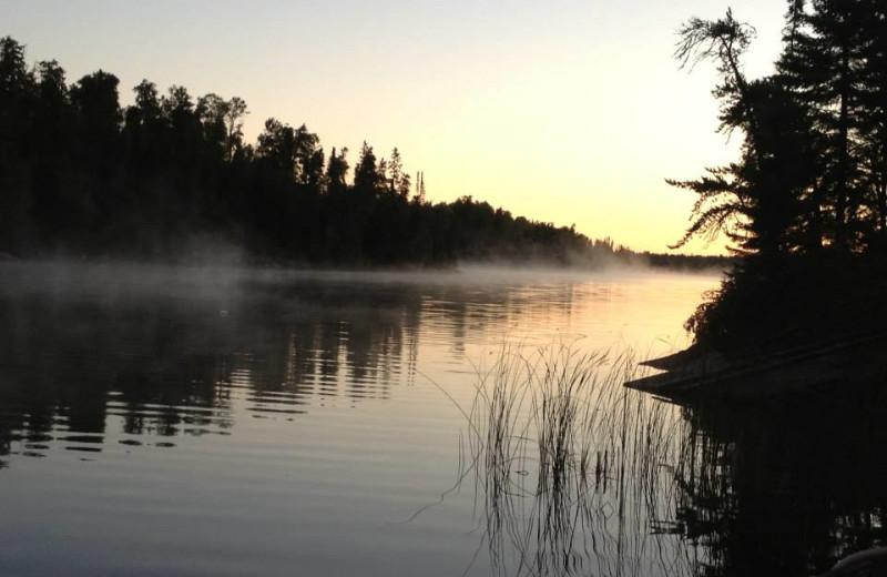 The Lake at Crow Rock Lodge