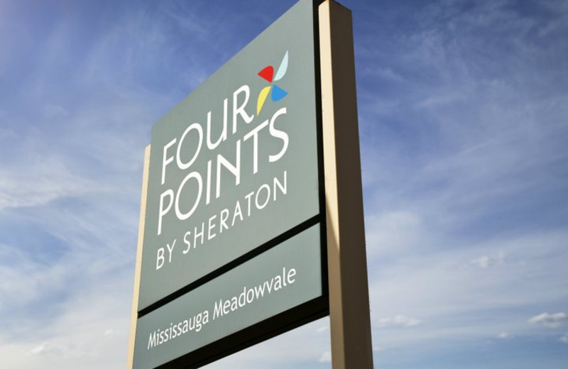 Welcome to Four Points by Sheraton Mississauga Meadowvale