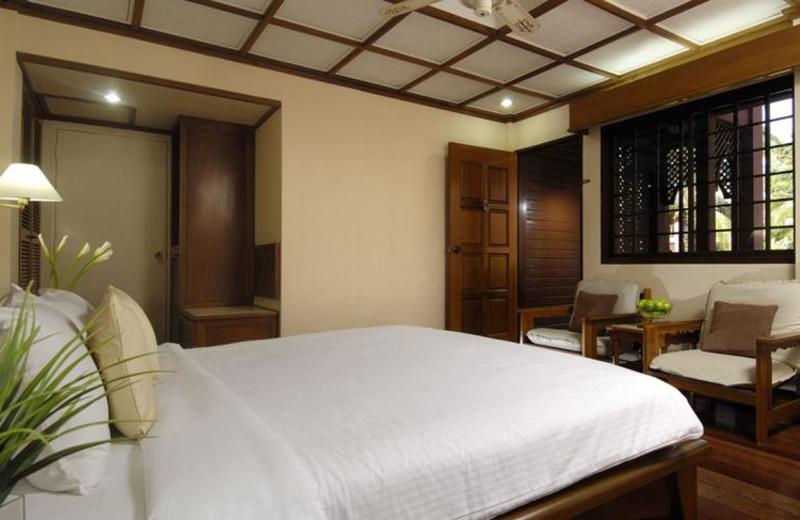 Guest room at Berjaya Tioman Beach Resort.