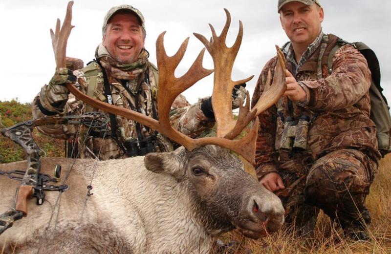 Elk hunting at Ray's Hunting & Fishing Lodge Limited.
