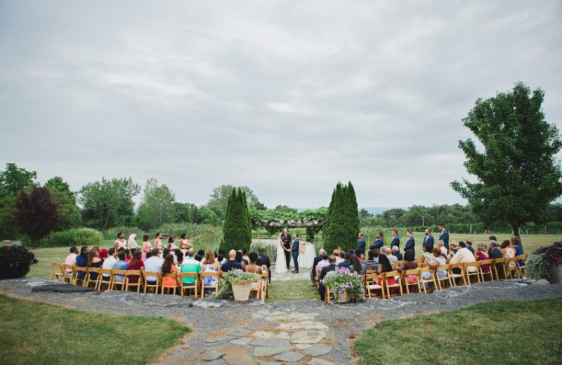 Weddings at Buttonwood Grove Winery