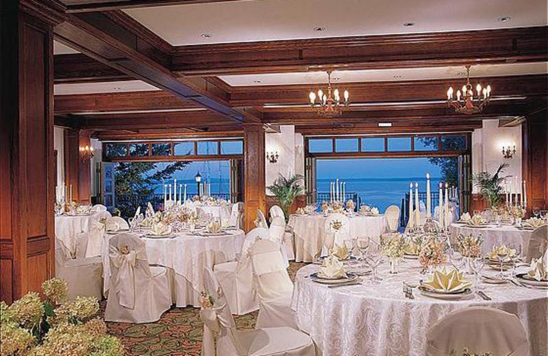 Banquet Room at Bar Harbor Regency
