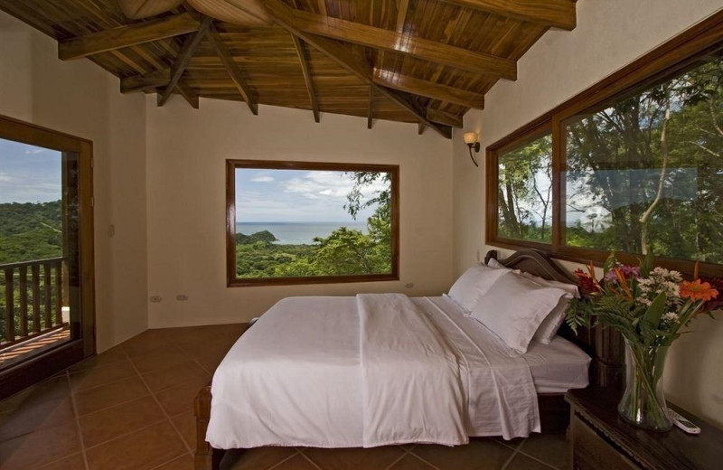 Guest room at Recreo.