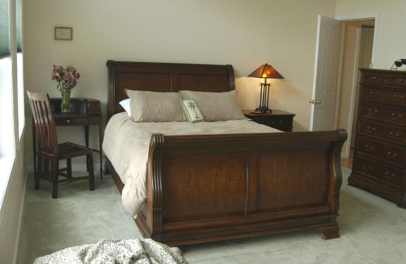 The Dream Catcher room at Moondance Ridge Bed & Breakfast.