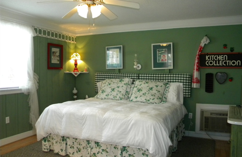 Marsie Doats room at The Garden Walk Bed & Breakfast Inn.
