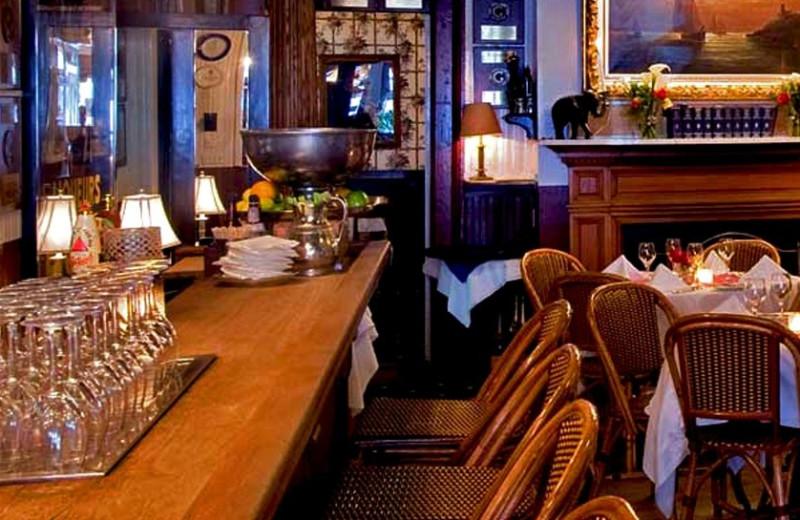Bar view at American Hotel.