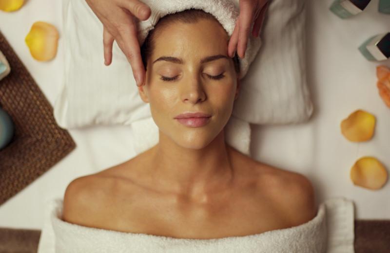 Massage at Grand Sierra Resort and Casino.