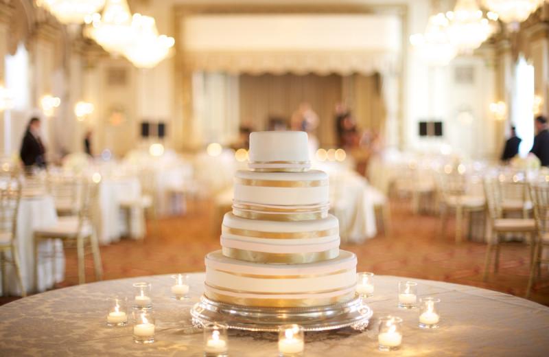 Wedding at Fairmont Le Chateau Frontenac.