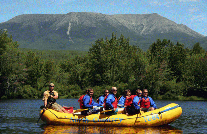 Rafting at North Country Rivers