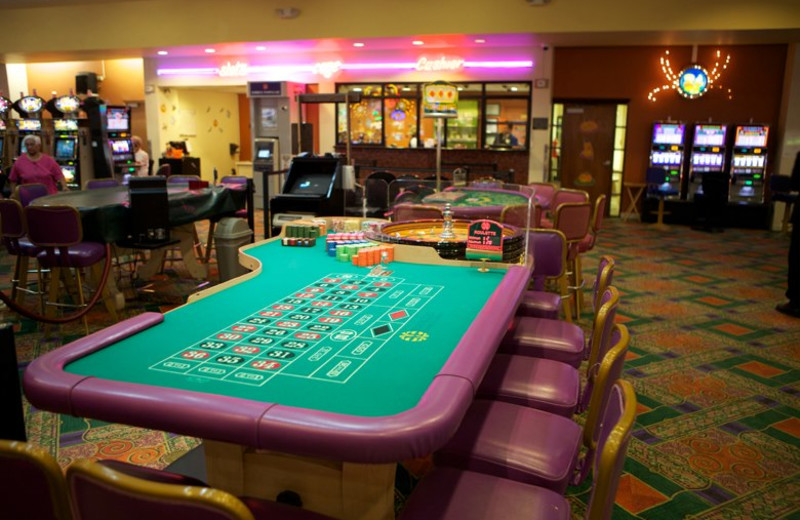 Casino at Mayaguez Resort & Casino.