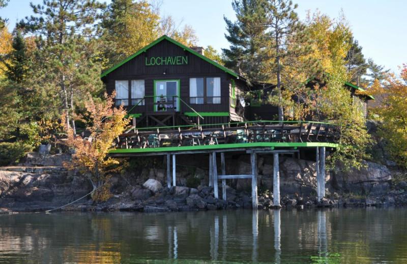 The Lodge at Crane's Lochaven Wilderness Lodge