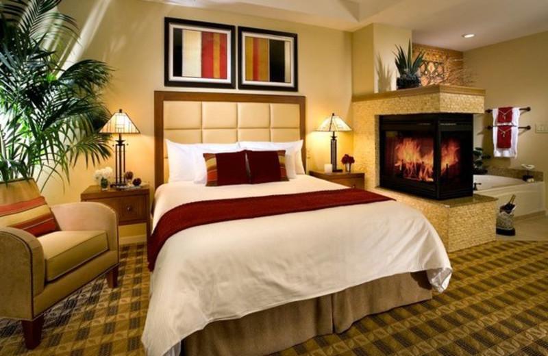 Guest room at Welk Resort San Diego.