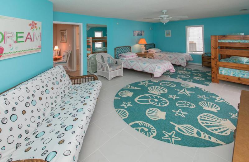 Rental bedroom at Atkinson Realty.