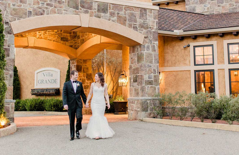 Weddings at Gervasi Vineyard.
