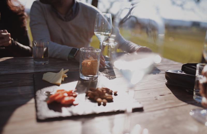 Dining near near Rockwood Resort.