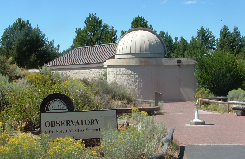 Observatory near DiamondStone Guest Lodges.