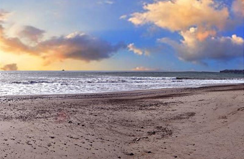 The beach at Capistrano Realty.