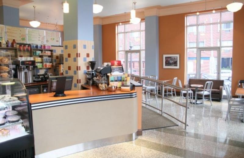 Cafe Deco at the Ambassador Hotel