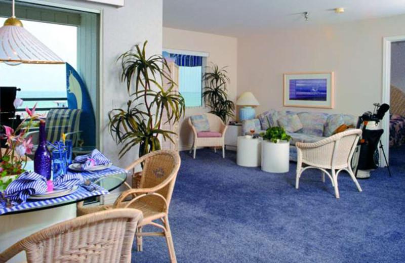 Breakfast at Riviera Beach & Spa Resort.