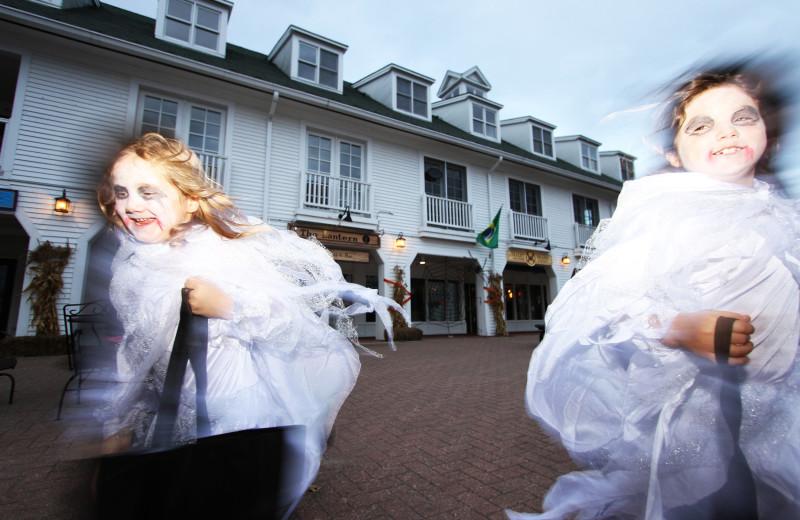 Halloween at Waterville Valley Resort Association.