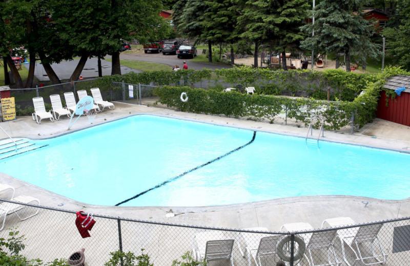 Pool at Fair Hills Resort.