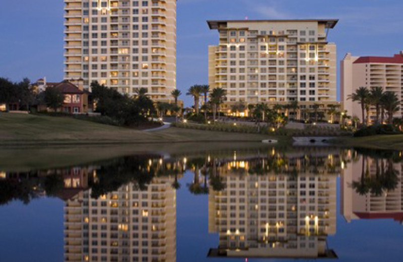 Exterior view at Sandestin Golf Resort.