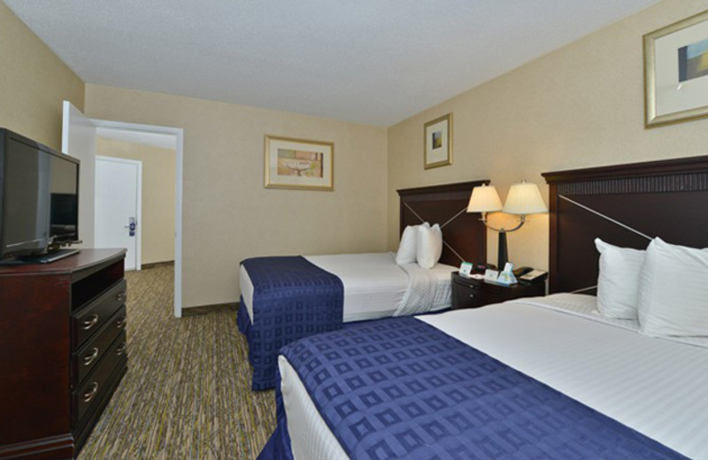 Double Room at Best Western Historic Frederick