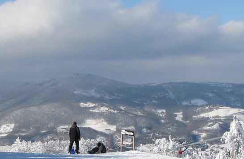 Winter at Highlands At Sugar Resort