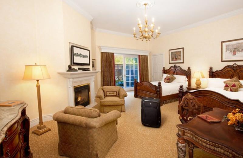 Guest Suite at Santa Ynez Inn