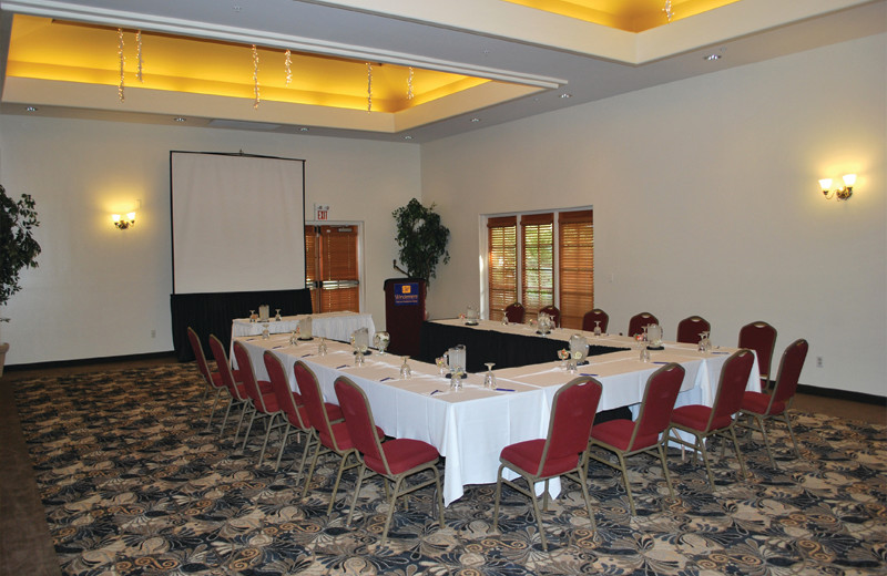 Conference at Windemere Hotel & Conference Center.