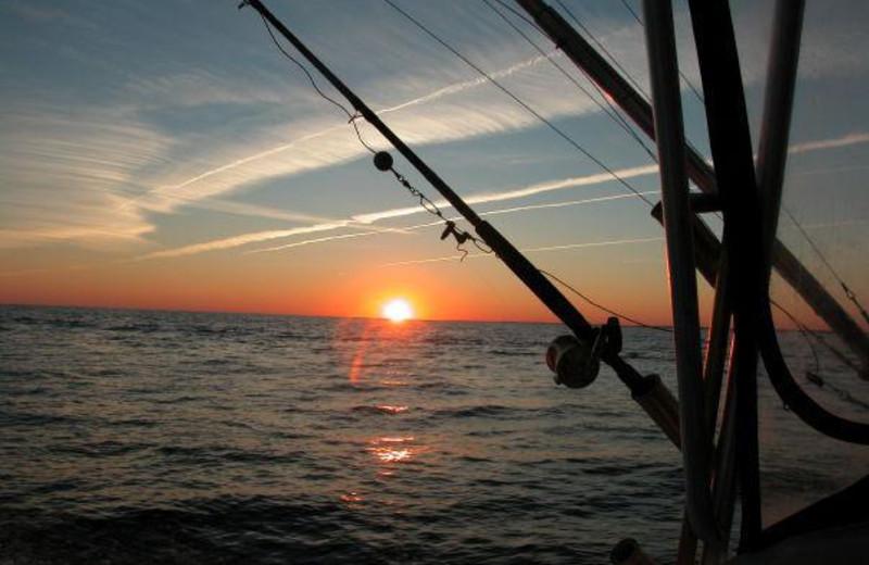Fishing at Realty World - First Coast Realty.