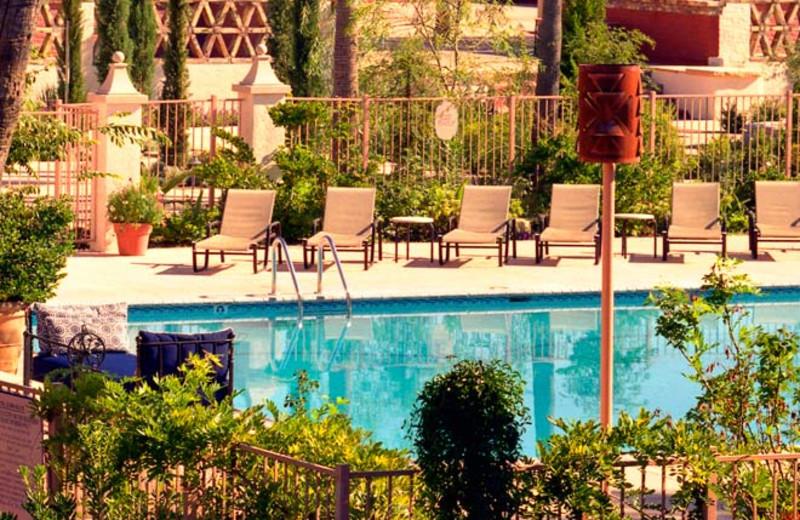 Outdoor Pool at Esplendor Resort