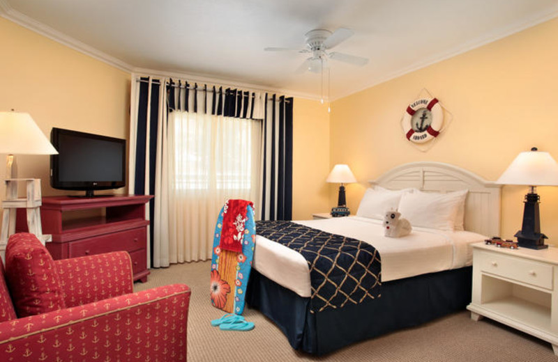Guest Room at Pismo Lighthouse Suites