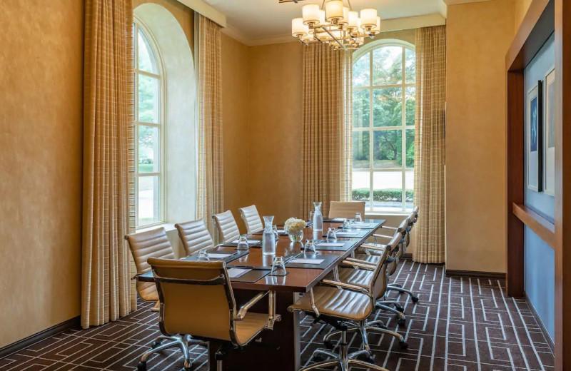 Meetings at Hyatt Regency Greenwich.